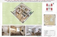 Cần bán căn 07H2 tầng 12 và 14 chung cư HUD3 Nguyễn Đức Cảnh