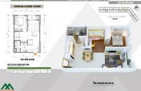 Bán căn hộ Chung cư Xuân Mai Complex căn 49m tòa G giá 892tr LH: 0963.88.2222