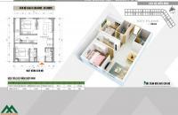 Bán căn hộ Chung cư Xuân Mai Complex căn 62m2 tầng 12 tòa H giá 1.13tỷ  LH: 0963.88.2222
