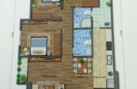Bán CH F06 tòa C CC Ecolife Tây Hồ, 112,9m2, 3pn, cửa Tây, view Hồ Tây, giá 27.5tr/m2