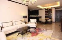 Bán căn hộ 102 Thái Thịnh, 114m2, 2 PN. Nội thất đẹp, căn góc 2 ban công, giá: 28,5 triệu/m2