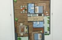 Chủ nhà căn 2508 (87,8m2) tòa C chung cư Ecolife Tây Hồ cần bán gấp giá 25tr/m2, 2pn - 0978967149