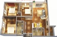 Bán căn hộ Chung cư Viện 103, diện tích 105,8m2, 3 phòng ngủ, vào ở ngay, LH 0943326832