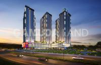 Bán CHCC tại dự án The Zen Residens, Hoàng Mai, Hà Nội, diện tích 74m2, giá 27tr/m2