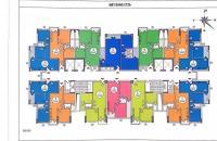 Bán gấp căn hộ tòa CT2A chung cư TĐC Hoàng Cầu,hỗ trợ trả chậm 10 năm tiền gốc.