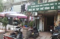 Bán nhà B6 Tập Thể Vĩnh Hồ ,70m2 ,giá 2,3 tỷ