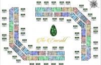The Emerald – CT8 Mỹ Đình không gian xanh khu rừng trong phố. Lh 0918.399.268