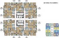 Bán căn hộ Goldseason căn 16.03, 108.6m2, 3PN 2WC, ban công ĐN
