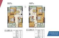 Chính chủ bán cắt lỗ CC Tràng An Complex tầng 10- 06 CT2B (88,8m2) tòa. Giá 29tr/m2 (0974 501 891)
