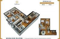 Chính chủ cần bán căn hộ 108.7m2 tòa Autumn, chung cư Goldseason, 3pn, giá cắt lỗ