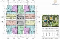 Không ở bán nhanh 2 căn hộ ốp kính chung cư Goldseason, giá 26tr/m2, hướng ĐN