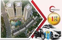 1,1 tỷ sở hữu ngay căn hộ full nội thất cao cấp, view hồ điều hòa 3000m tại Hateco Xuân Phương