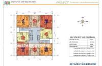 Cho thuê căn số 8, diện tích 90,36m2 tòa N02T1 full nội thất. Giá 6,5tr/tháng, liên hệ: 0906.299.628