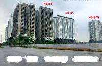 Bán căn hộ rẻ nhất tòa N03T5 Ngoại Giao Đoàn, Xuân Tảo. DT 102m2,3pn, 2vs, vào tên, giá từ 24 tr/m2
