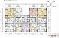 Bán căn hộ 2007 tòa CT1 chung cư A10 Nguyễn Chánh, Nam Trung Yên 60,9m2