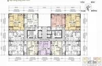 Bán căn hộ 01 tòa CT1 chung cư A10 Nguyễn Chánh, 89,3m2