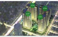 Bán gấp căn hộ chung cư Eco –green city, căn tầng 2011 CT2 DT: 67m2 giá: 25tr/m2 LH: 0904517246