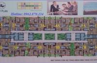 Bán căn góc chung cư CT4 Vimeco, căn 1D tầng 20 giá hợp lý
