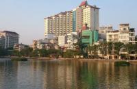 Bán nhà 2 mặt phố trấn vũ,diện tích 89m2,nhà cấp 4,vị trí đẹp  xây khách sạn