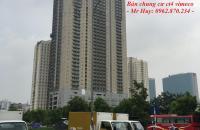 Chính chủ bán gấp căn hộ CH3A tầng 8 diện tích 141.1m2, chung cư CT4 Vimeco