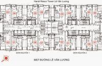 Không có nhu cầu ở cần chuyển nhượng lại căn hộ ngoại giao tại Handi Resco, 89 Lê Văn Lương