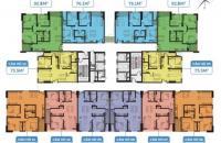 Chính chủ bán căn 2611 chung cư cán bộ chiến sĩ công an kinh tế, view đẹp, hướng mát, giá rẻ