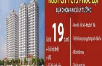 Mở bán đợt 1 chung cư Ruby City 3 Phúc Lợi căn hộ full nội thất giá 17,5tr/m2 liên hệ: 0971.935.836