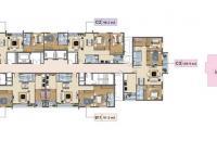 Tôi cần tiền bán gấp CC Xuân Phương Residence, tầng 1001, DT 93.5m2, bán 17tr/m2: 0961637026