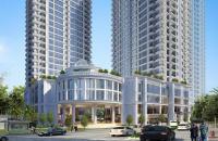 Bán căn hộ 2 PN, Iris Garden 30 Trần Hữu Dực giá chỉ 1.7 tỷ view bể bơi, nội khu