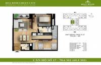 Chính chủ cần bán căn hộ 2PN đẹp nhất tòa đối diện Times City, LH 0907.69 69 11
