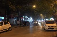 Bán nhà mặt phố Nguyễn Khuyến, 80m2, vỉa hè rộng, MT 5,3m, giá 16 tỷ.