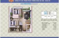Cần bán căn 02 tầng 18, chung cư A1CT2 Tây Nam Linh Đàm