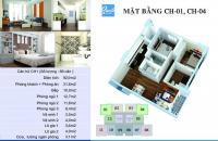 Chính chủ (không qua trung gian) bán căn hộ 1404 chung cư C46 Bộ Công An, Hoàng Mai