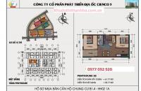 Bán căn hộ Penthouse chung cư B1.4 HH02 Thanh Hà, tổng tiền 660tr