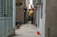 Bán nhà 4T x 36m ngõ 572 Ngọc Thụy, LB hướng ĐB giá 1,6ty