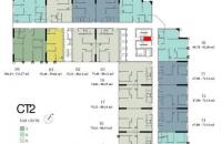 Chính chủ bán căn hộ chung cư Eco Green City, căn 02, tòa CT2, 2pn, LH: 0936196386