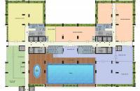 Đăng ký xem căn hộ mẫu tầng thực tế, khách nhận nhà trước tết, 24 tr/m2, 132.9m2, 4PN