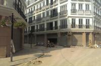 Bán shophouse khu The Manor căn góc đẹp 3 mặt tiền, 5 tầng, DT 80m2 kinh doanh, cho thuê cực tốt
