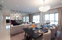 Bán căn hộ Duplex thông tầng 187m2 gần Golden Land giá 4,5 tỷ