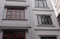 Bán nhà phố Vĩnh Phúc, Ba Đình 50m2x5T phân lô, đẹp chỉ 5.28 tỷ