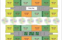 0903411198 CC cắt lỗ 200tr 2 căn 1801A(148.2m2) và 1804A(141.6m2) CT4 Vimeco Nguyễn Chánh, 30tr/m2