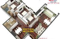 Bán căn góc 07 tòa C 130m2 tầng 9 và 15,16 Golden Land giá từ 3.6 tỷ, Mr Dũng: 0918114743