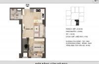 Chính chủ cho thuê căn hộ 44m2, mặt đường Đê La Thành, gần công viên  Thủ Lệ Đống Đa,( gần Cầu Giấy)