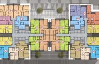 Bán căn 1003 Five Star, DT 84,25m2 gồm 2PN, 2WC, giá 23 tr/m2, có thương lượng