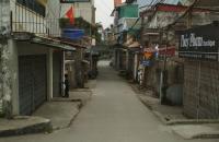 Bán đất ngõ 21 Thanh Am, Long Biên dt 34m giá 26tr/m