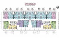Chính chủ cần bán CC 789 Xuân Đỉnh, tầng 1501, DT 60.3m2. Giá bán 25tr/m2.LH:0963166736