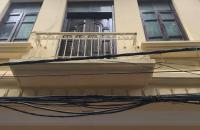 Bán nhà Lạc Trung, HBT, 6.5 tỷ 45m2, 4T, MT 5.2m ngõ oto có vỉa hè