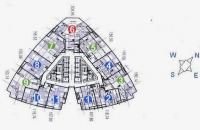 Bán căn hộ số 01, chung cư Keangnam Vina 107,8m2, full nội thất