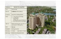 Bán chung cư cao cấp mới trên hồ Tây, 146m2, view hồ