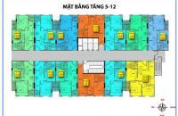 Nhà chung cư rẻ nhất quận Hai Bà Trưng, tại 536A Minh Khai, giá chỉ 23tr/m2